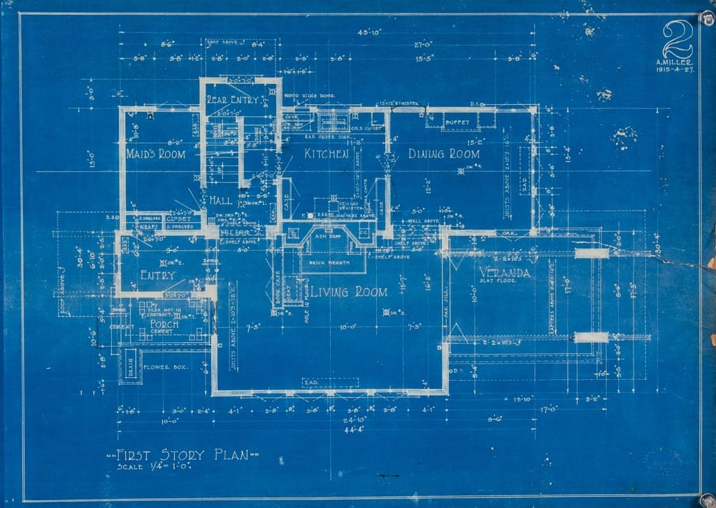 Images of old blueprint stamenkovic images fan remodel or relocate kristina wolf design malvernweather Images