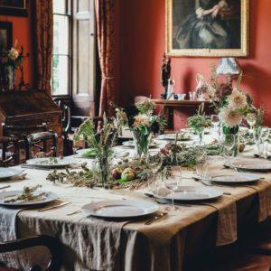 do you really need a formal dining room red
